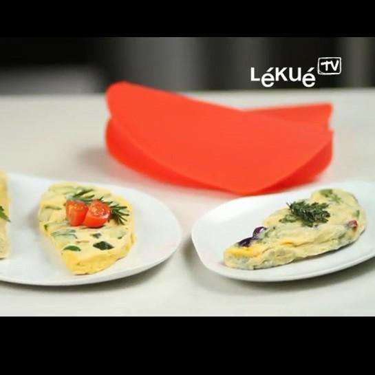 Mikrowellen-Tortillaform